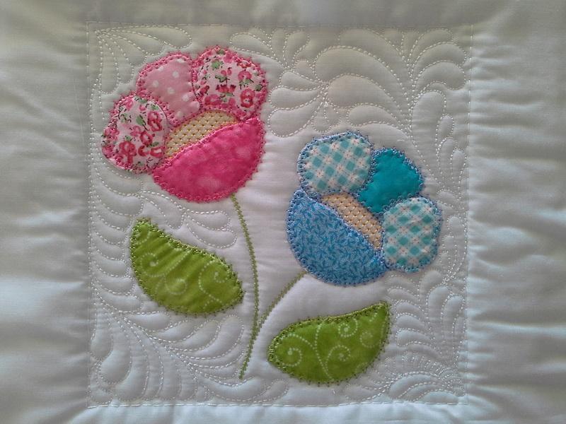 Ew041 u2013 sew and turn applique qayg block 2 embroidery weekly