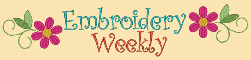 Embroidery Weekly Logo
