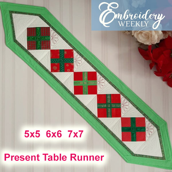 EW249 - Present Table Runner